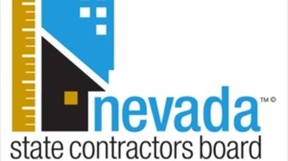 Nevada State Contractors Board warns homeowners against