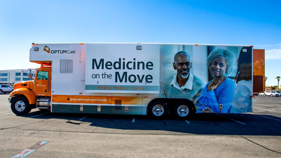 Medicine on the Move to visit northern Nevada this week. (Photo: Optum Care)