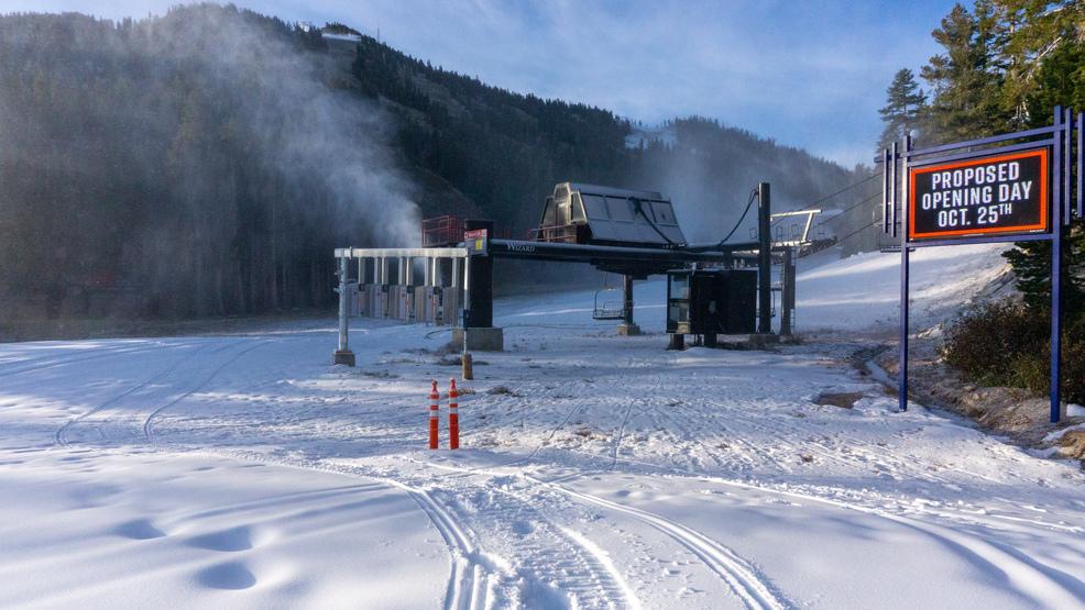 Opening day for Mount Rose Ski Tahoe | KRNV