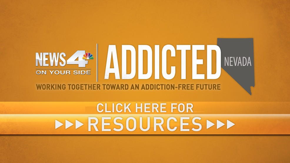 Addicted Nevada: Where to find help | KRNV