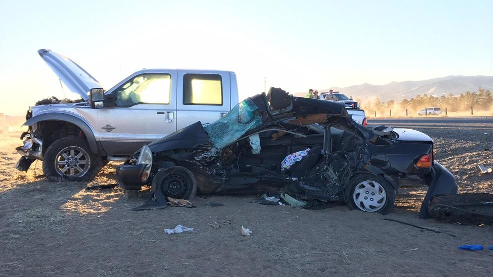 18-year-old girl who died in fatal crash on U S  50 in Stagecoach