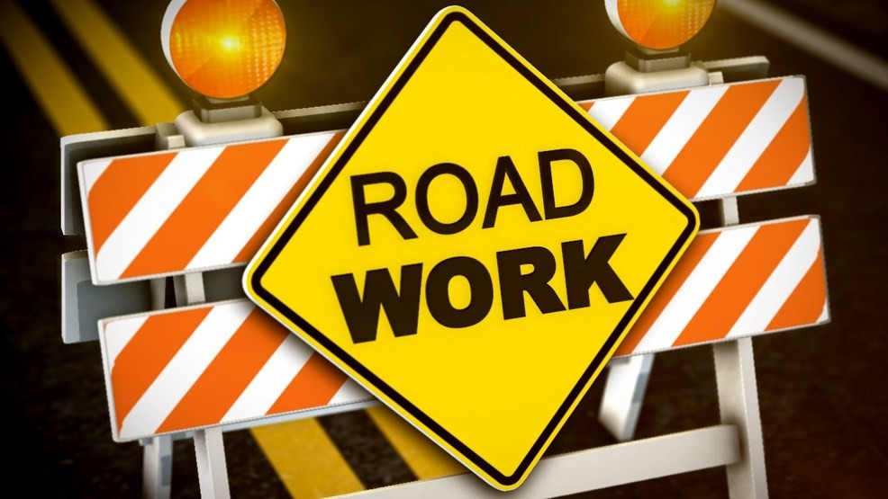 TRAVEL ADVISORY: Rte. 54A south of Branchport reduced to one lane