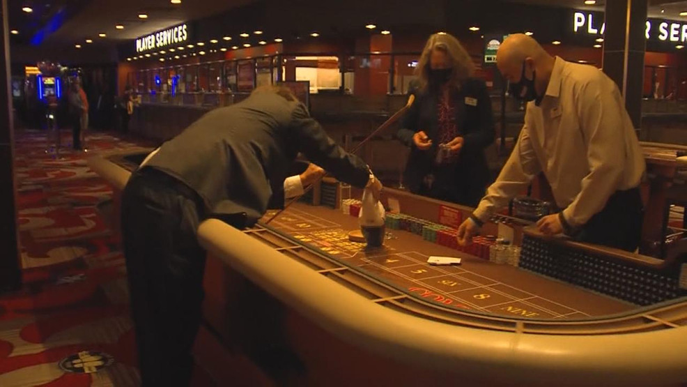 Can casinos tighten up slot machines jackpot