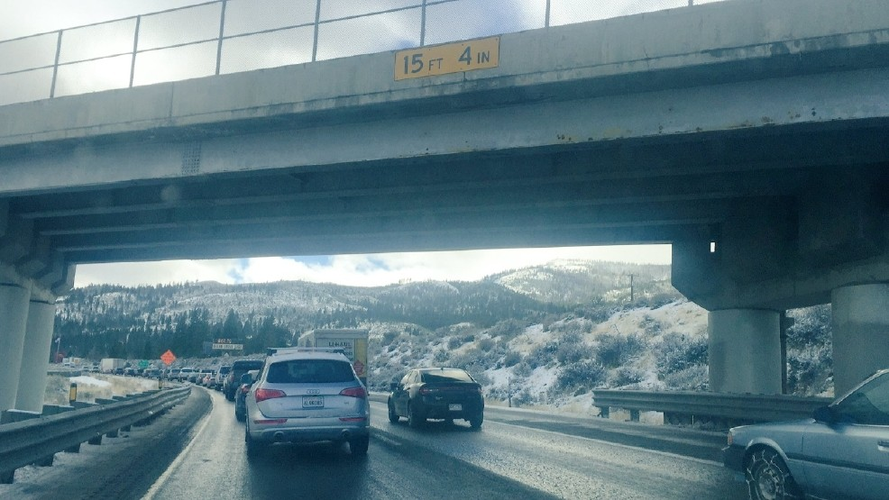 Roads conditions and chain controls | KRNV