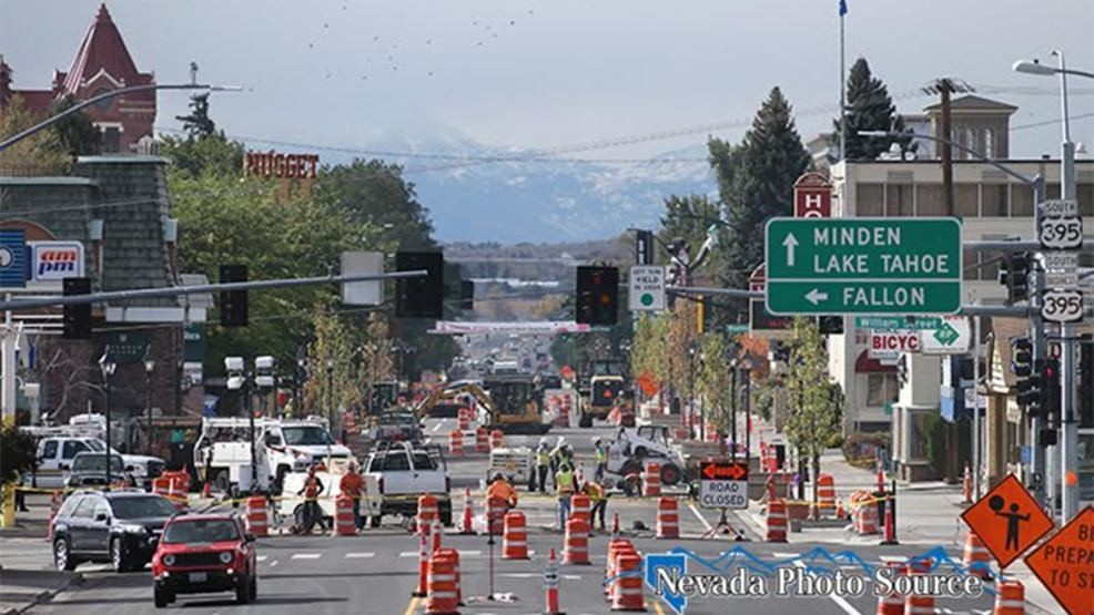 Carson City Downtown Businesses To Celebrate Opening Of Carson Street Krnv