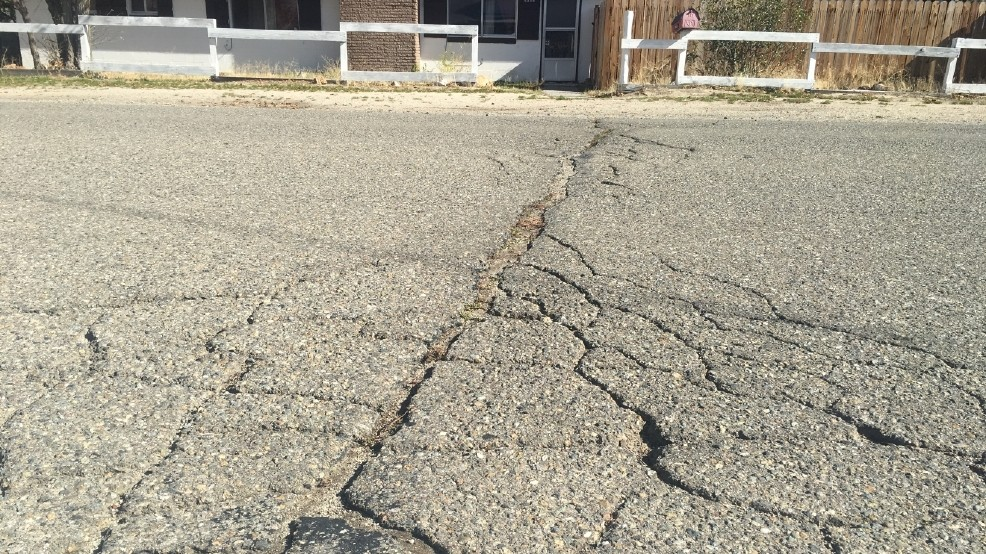 All Counties Except Washoe To Weigh Gas Tax For Road Improvements