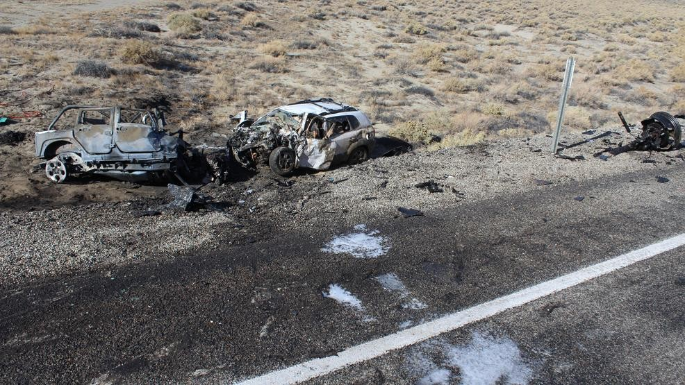 One dead in fatal crash on US-95 in Mineral County | KRNV
