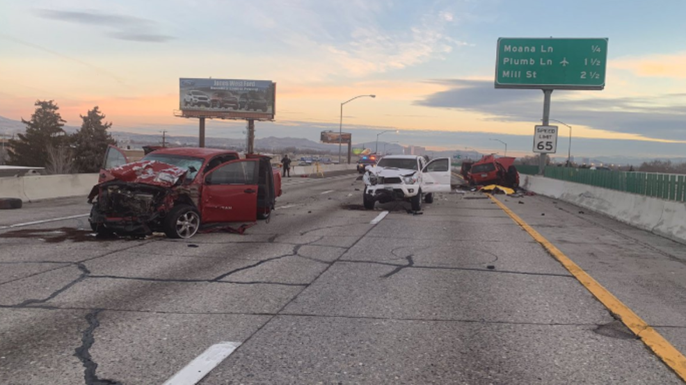 20-year-old man identified in I-580 fatal crash near Kietzke