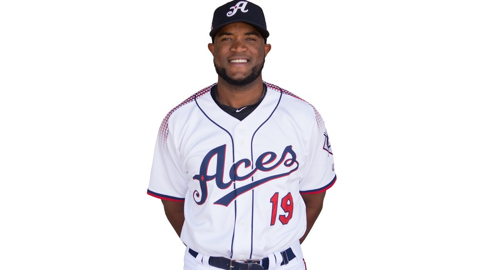 Aces' Brito named PCL Player of the Week | KRNV