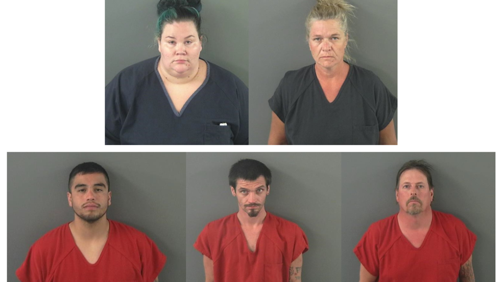 Five arrested for narcotic related charges in Elko | KRNV