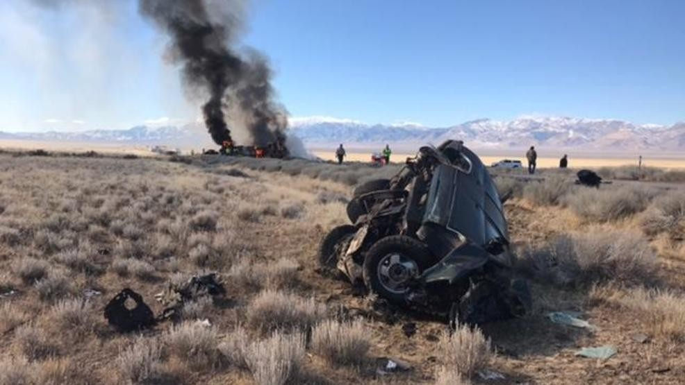 US 50 reopened outside of Austin following deadly crash   KRNV