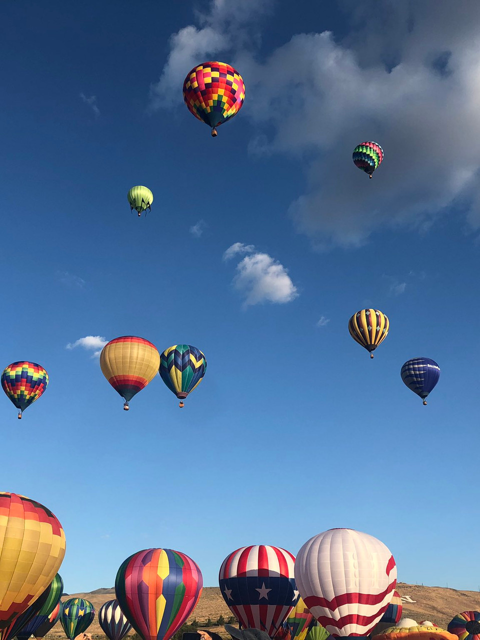 Great Reno Balloon Race canceled Friday morning due to inclement ...