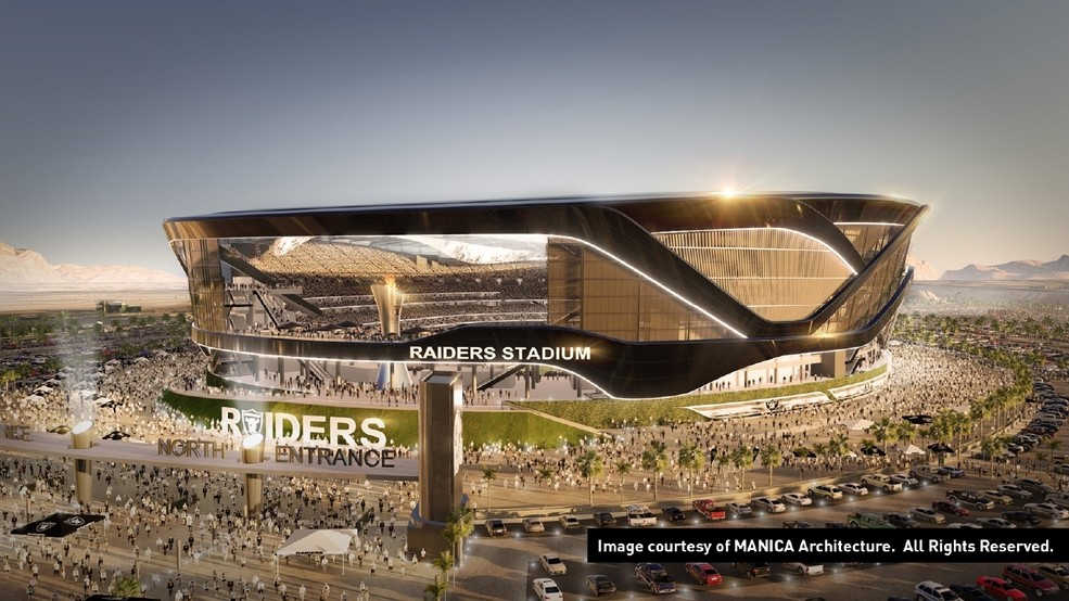 1 Annual For New Vegas Stadium