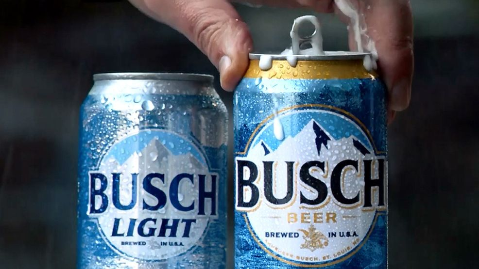 Busch offering year of free beer to couples whose weddings were postponed due to COVID-19